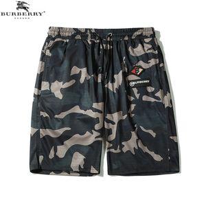 Designer Designer Fashion Mens Stylist Shorts Casual Style Short Pants Summer Mens Slim Pants High Quality Mens Short The camouflage pattern