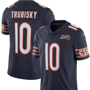 100th yama chicago 10 29 34 52 54 58 75 jersey Yıldönümü 2019 sezonu City-Edition Erkek Sınırlı Futbol Forması 07