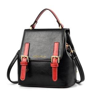 2019 новый знаменитый дизайнер рюкзак мода повседневная рюкзак простой декламация двойного назначения женская сумка подростковый рюкзак путешествия