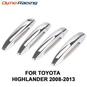 ABS Chrome Türgriff Abdeckungsbesatz für Toyota Highlander 2008-2013 / CAMRY 2007-2011 / 4Runner Sienna Avalon Tacoma 4D