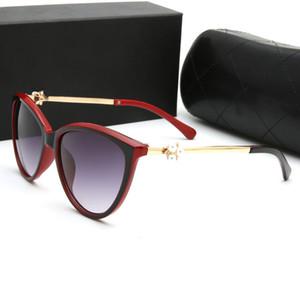 Moda Pérola Diamante Óculos De Sol 2019 Óculos De Sol de Luxo Designer de Óculos De Sol para Mulheres Óculos Vintage Marca Mulheres Designer de Óculos