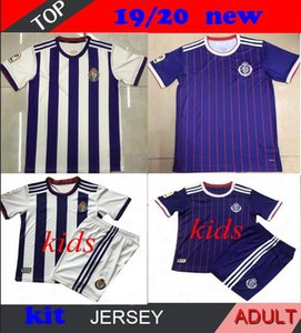 2019 2020 Real Valladolid soccer jerseys men 19 20 kids HOME away Real Valladolid Jaime Mata Michel Borja Luismi Jaime football shirts