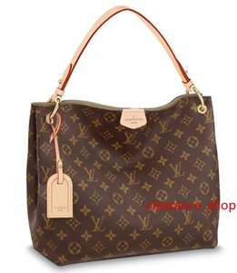 Graceful Pm M43701 New Shows Femmes Mode Sacs à bandoulière Totes Sacs à main Top Poignées Cross Body Messenger Portefeuilles