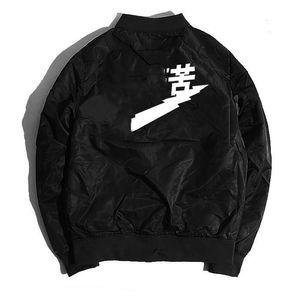 Yeni Ma1 Bombacı Ceket Hiçbir Ağrı Erkek Giysileri Yüksek Sokak Kış Ceket Kaban Rüzgarlıklar Askeri Tarzı Ceket Erkek Kadın