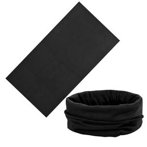 100pcs  Outdoor Multifunctional Bandana Scarf Windproof UV Protection Bandana Headband Magic Face Scarf Seamless Tubular Tube Ring Scarf DHL