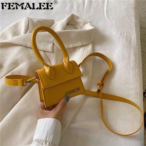Modello Small Stone donne di spalla del Tote Bags Lettera paillettes in metallo signore di Crossbody Bag Moda famoso mini borsa Borse