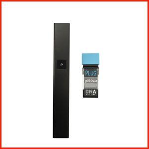 Empty Vape Plug Pod VFIRE DNA Plug Play Customize OEM cartridge 0.9ml capacity Electronic Cigarette Atomizer Tank with ceramic coil vfire-II