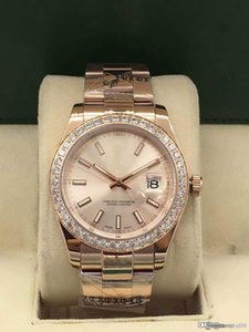 High-End мужского механический watches.Diurnal типа календаря 228349RBR, автоматический механический циферблат с Spor drill.A Качества watch.Men в
