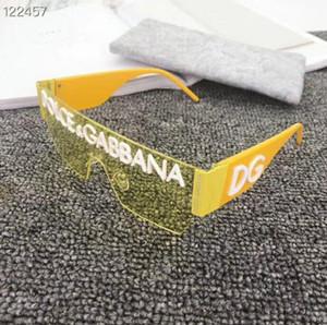 Новые роскошные солнцезащитные очки мужчины Дизайн металла старинные солнцезащитные очки Мода стиль квадратный бескаркасный УФ 400 объектив с оригинальным корпусом