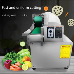 220V capacidade de saída vegetal máquina de corte em cubos máquina de bolinho de enchimento misturador gengibre em cubos trituradora de alimentos máquina