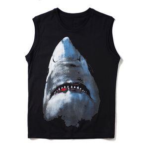Famosa Mens T Shirt Estate supera Hip Hop T-shirt T per gli uomini donne manica corta Animali Stampato Tees maniche girocollo