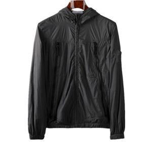 CP topstoney PIRATA COMPANY 2020 konng gonng Primavera e jaqueta fina Duplo Outono nova marca de moda Hoodie