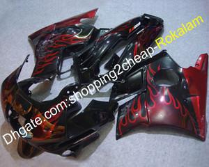 Bodywork Motorcycle Feeding for Honda CBR600 F2 1991 1992 1993 1994 CBR 600 600F2 91 92 93 94 Votos Esporte Frasejas vermelhas ABS