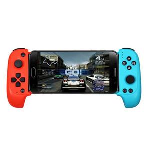 Mobile Game Controller Saitake 7007F Drahtlose Bluetooth game Controller Teleskop Gamepad Joystick Für Samsung Xiaomi Huawei Android Telefon