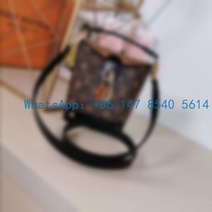 M43518 Top The new 2020 fashion casual bucket bag, one-shoulder cross-body handbag ladies casual bag