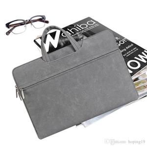 Vente chaude Grande Capacité Ordinateur Portable Sac À Main Pour Hommes Femmes Voyage Cartable Bussiness Notebook Bags 11 12 13 14 15 Pouce Macbook Pro Dell PC