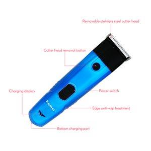 Kemei 891 6 Dans 1 tondeuse électrique sans fil machine de coupe de cheveux automatique couteau Head Barber Outils 41 bwkf YmwRf