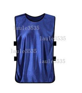light Training Soccer Jersey Football Training Vest Jersey Soccer Customise Number Name Logo Laule0011