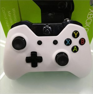 2020 새로운 블루투스 무선 컨트롤러 게임 패드 게임 VS PS4 DHL 포장 Microsof X-BOX 컨트롤러와 소매를위한 조이스틱의 경우 X 박스 하나
