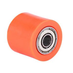 Горячие аксессуары для мотоциклов ролик натяжитель шкив 8 мм цепи ролик натяжитель шкив направляющая колеса для мотоцикла FM