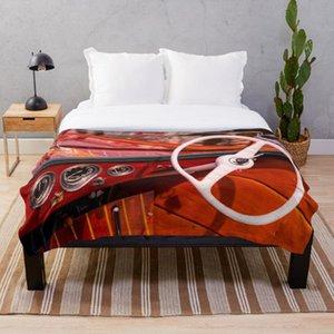 Мягкое одеяло для кровати Sherpa фланель Руно Одеяло Главная Путешествия Диван Soft Бросьте Antique Boat Show 2
