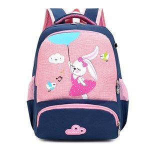 2019 Waterproof Orthopedic Backpack Children School bags Kids Book Bag Children primary school Backpack Boys Girls bolsa infant Y200706