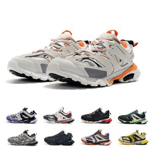 Nova faixa 3,0 sapatilhas das mulheres dos homens 20SS Jogging Triple S de alta qualidade Top Sapatos Moda Casual executando treinadores desportivos
