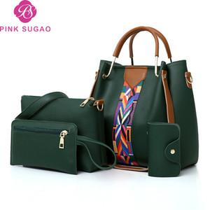 Borse di lusso rosa sugao di design borse borse donna tote borse a tracolla grande capacità 2019 nuove borse a secchiello in pelle di moda 7 colori