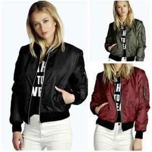 2019 New Arrival Women Jacket Plus Size 3XL Fashionable Boy Friend Style Female Coat Causal Multi-color Female Jacket