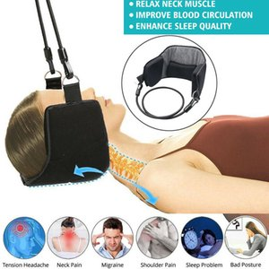 Hammock para Neck Pain Relief Suporte Massager Cervical Traction estiramento Dispositivo
