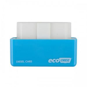 Qualità EcoOBD2 alta OBD strumento Plug and Drive ECU EcoOBD2 Economia sintonia del circuito integrato di sicurezza per auto diesel del 15% di carburante Salva spedizione gratuita