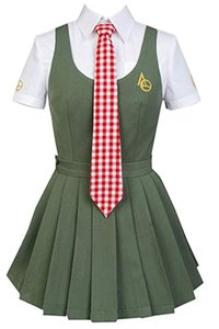 Danganronpa Mahiru Koizumi Cosplay Costume Uniform Sailor Dress
