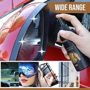 100ml Anti-fog Agent Waterproof Rainproof Anit-fog spray Car Window Glass Bathroom Cleaner Car Cleaning Accessories