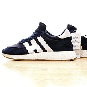 AINKBT1 Tamanho 36-45 Iniki corredor sapatos para homens mulheres reais Top Qualidade Original Black White Iniki Runner Designer Esporte Sneakers Train