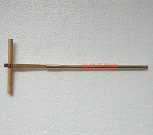 Violín columna Recoger abrazadera abrazadera columna herramienta violín herramienta de montaje de columna de sonido hecha de cobre puro
