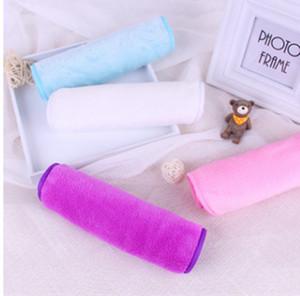 DHL UPS Makeup Remover Towel Natural microfiber Cleaning Skin Face Towel Facial Wipe Cloths Wash Cloth Bridal Party Towel