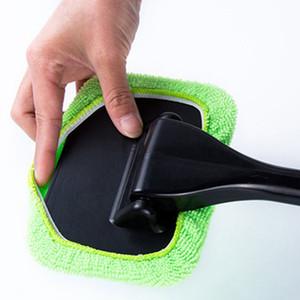 Auto-Dual-Use-Staubentfernung Anti-Beschlag Glas Pinsel Frontglas Mop-Auto-Fenster-Reinigungs-Produkte LAD-Verkauf Magnetic Glasreiniger