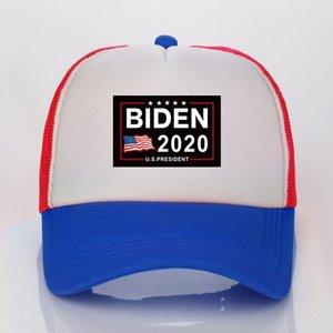 Donald Biden Hat Biden 2020 Камуфляж Флаг США Бейсболки Snapback Hat Вышивка Письмо Camo Cap Ooa7579 #290