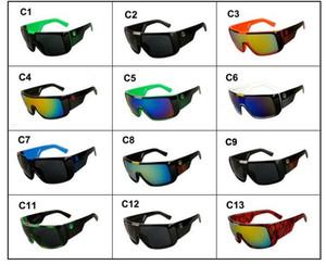 Óculos de Sol dos homens Marca Designer Oculos de Sol Grande Quadro Face Domo Homens Esportes Revestimento Óculos Gafas De Sol Masculino B2030 MOQ 10 pares