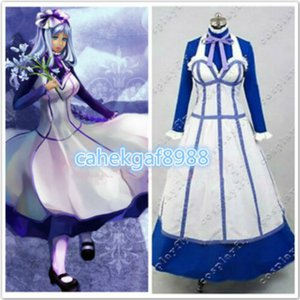 Anime Black Butler II Hannah Annafellows Dress Cosplay Costume :Free shipping
