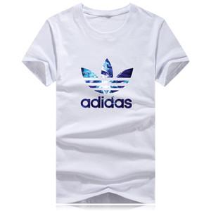 Nouvel été T-shirt shirt marinière hommes de style simple, des hommes de chemise de concepteur taille plus coton à manches courtes sportswear tee de haute qualité