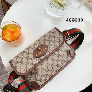 Designer Crossbody Bag Classic Designer Bag Of The New Deluxe Fashionable Leather Unisex Shoulder One-shoulder Can Obliquely Carry The 08176