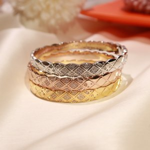 Popular brand S925 Silver Plated Cross Bracelet zircon inlay simple design elegant style fashion luxury temperament women's Bracelet