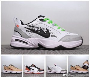 2019 newest luxury air Wholesale M2K Tekno Old men sport Shoes For Men Women Athletic Trainers Professional designer Shoes With box