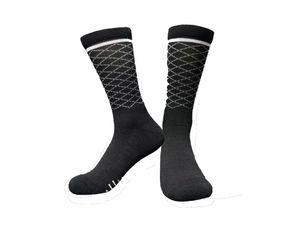 USA Basketball Elite professionnelle Chaussettes longue genou Athletic Socks Sport Hommes Mode Compression Chaussettes d'hiver thermique 035 Wholesales