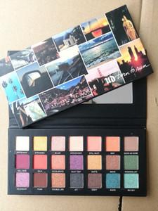 2019 neue 21color Lidschatten Make-up Lidschatten-Paletten Lidschatten Palette 21 Farben Make-up-Paletten Schokoriegel