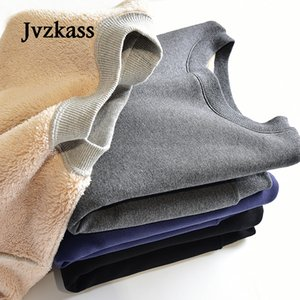 Jvzkass 2019 Plus cashmere women version of tide and winter models warm solid color thickening winter female hedging loose Z53 T200402