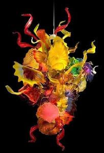 Горячие продажи Искусство Ресторан Таблица Кри Свадебные украшения Современные люстры освещение светодиодное освещение Лампы Люстры