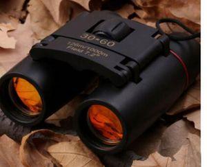 Waterproof Binoculars Telescope Tourism Optical 30x60 Zoom Outdoor Sports Eyepiece(126m-1000m) + Bag Free shipping