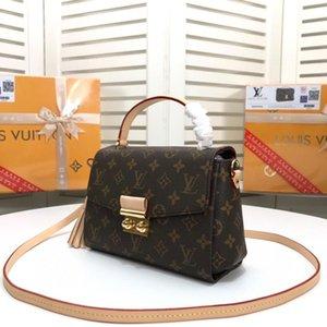 Genuine Leather 319g progettista delle donne di lusso di design di lusso borse della borsa a tracolla delle donne sacchetto di alta qualità marca famosa Borsa borsa Loc